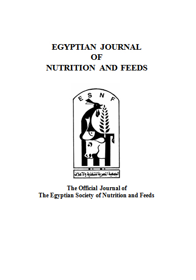 Egyptian Journal of Nutrition and Feeds